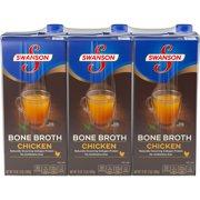 Product of Swanson Chicken Bone Broth, 3 pk.