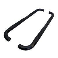 """Spec-D Tuning For 1997-2004 Ford F150 F250 Super Cab 3"""" S/S Side Step Bars Running Board Black 1997 1998 1999 2000 2001 2002 2003 2004 (Left+Right)"""