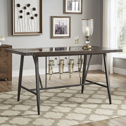 Williston Forge Craighead Counter Height Dining Table