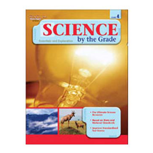 Shoplet Best SCIENCE BY THE GRADE GR 4 SV-34329