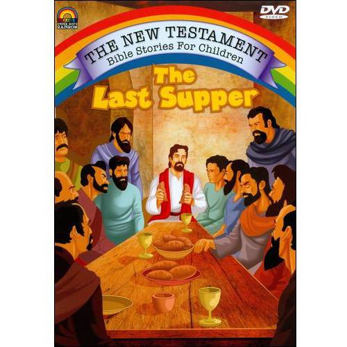 Image of New Testament Bible Stories For Children: The Last Supper