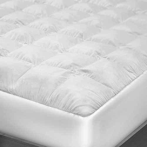 BioPEDIC Luxury Top Loft Gel Fiber Mattress Pad