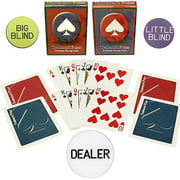 Trademark Poker Poker Chip Set Accessories