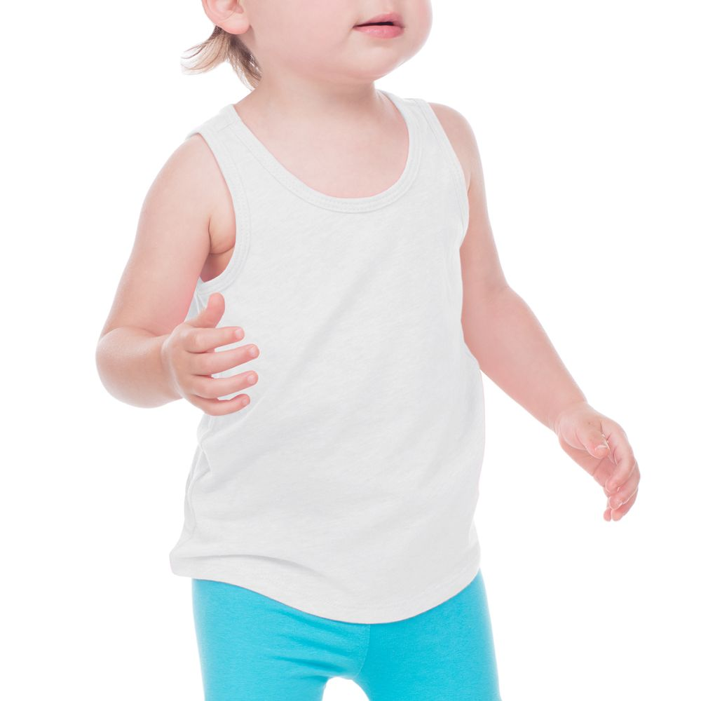 Kavio Unisex Infants Vintage Silicon Wash Beater Tank
