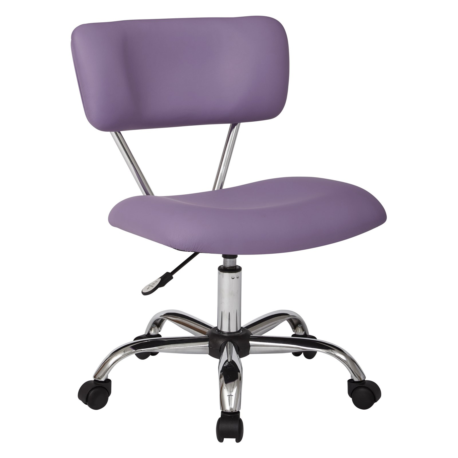 Ave Six Vista Task fice Chair White Vinyl Walmart