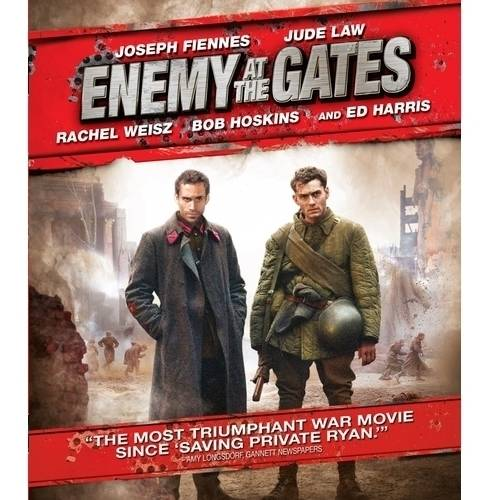 Enemy At The Gates (Blu-ray) (Widescreen) PARBR59185121