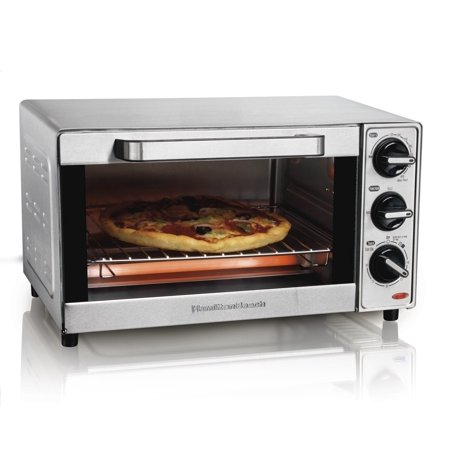 New Anvil Electric Countertop - Hamilton Beach Countertop Toaster Oven | Model# 31401