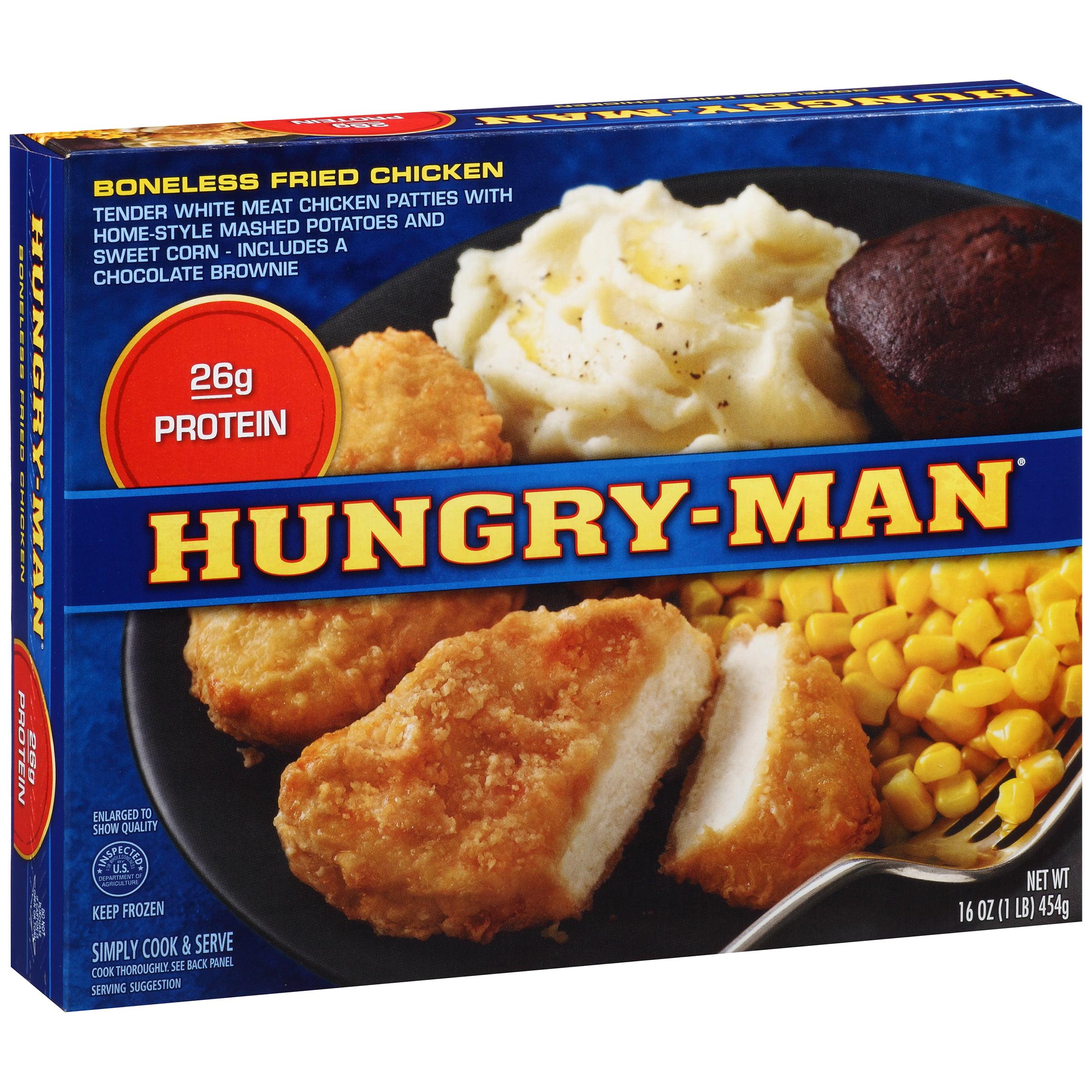 Hungry-Man® Boneless Fried Chicken 16 oz. Box