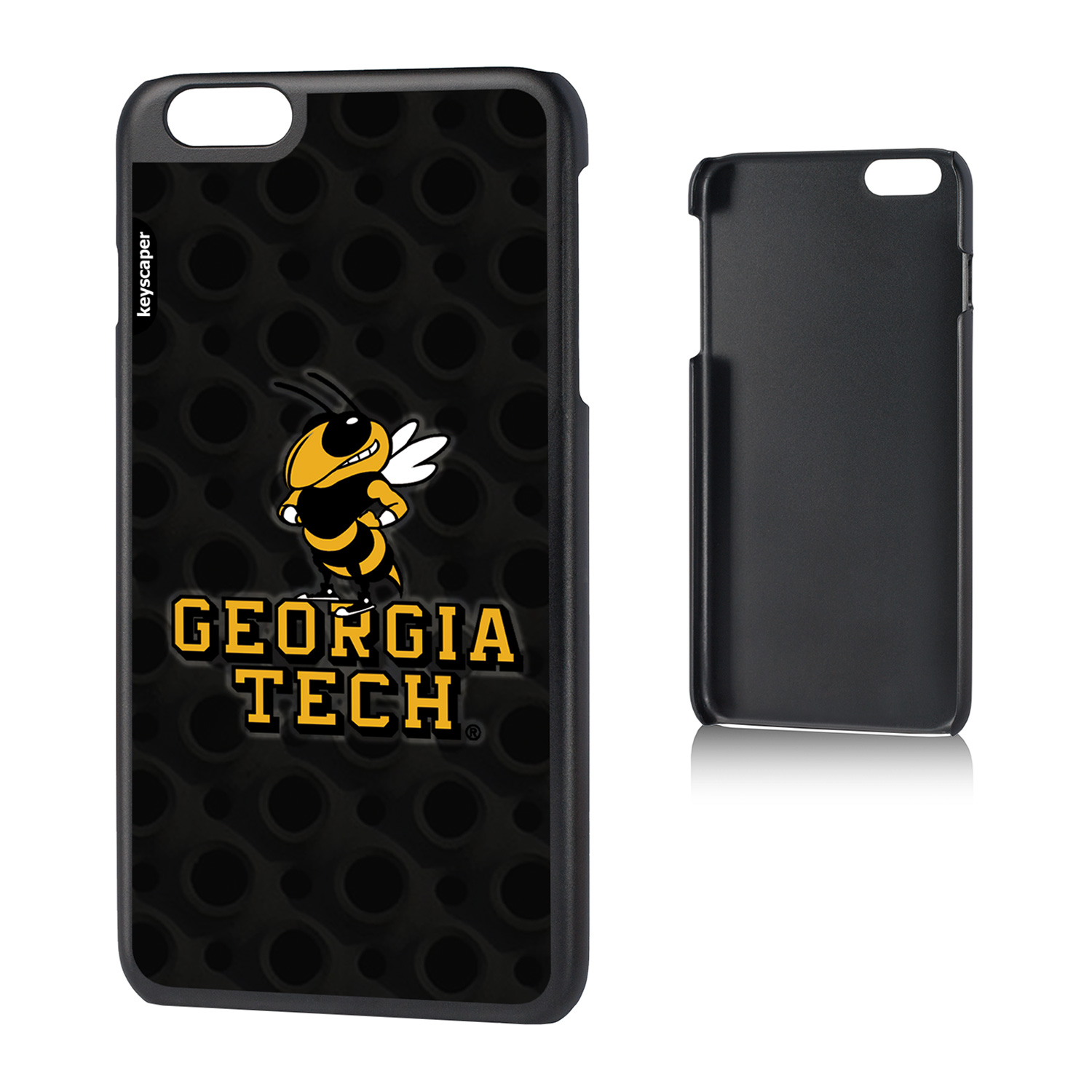 Georgia Tech Slim Case for the iPhone 6+ / 6S+ / 7+ / 8+ NCAA