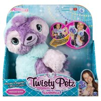 Twisty Petz Cuddlez, Snugglez Sloth Transforming Collectible Plush for Kids Aged 4 and Up