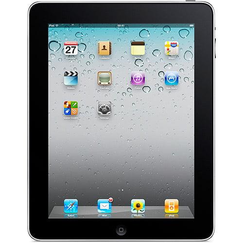 Apple iPad with Wi-Fi (Choice of 16GB, 32GB, 64GB)
