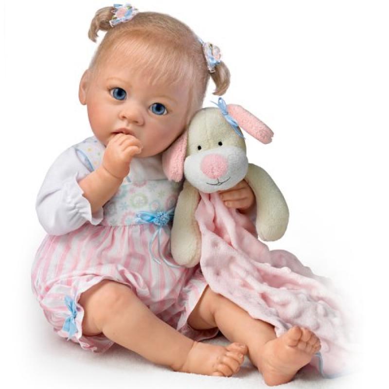 Baby Doll: Sleepytime Emma Baby Doll by Ashton Drake