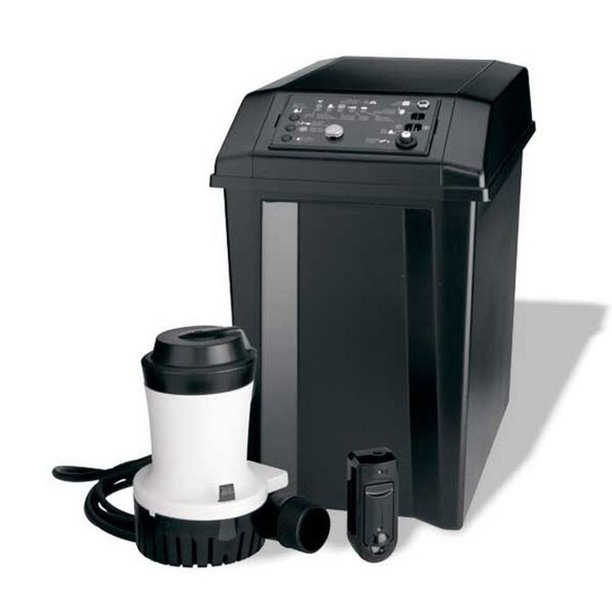Pentair Water FPDC30 Sump Pump Battery Back-Up System, Virtual Monitoring, 12-Volt