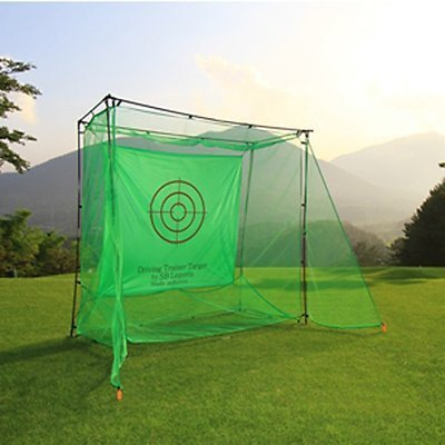 SB LEPORTS Portable Golf Hitting Nets Indoor Outdoor golf training practice