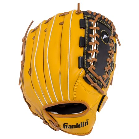 Franklin Sports Field Master Baseball Glove Series, Multiple Sizes (Web Baseball Glove)