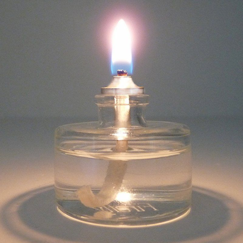 Firefly Fuel Refillable Liquid Tealight Candles (5-Pack) 396L 60H