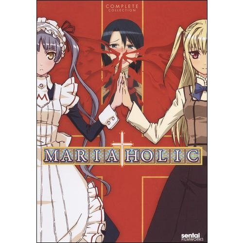 Maria Holic: Complete Collection (Anamorphic Widescreen)