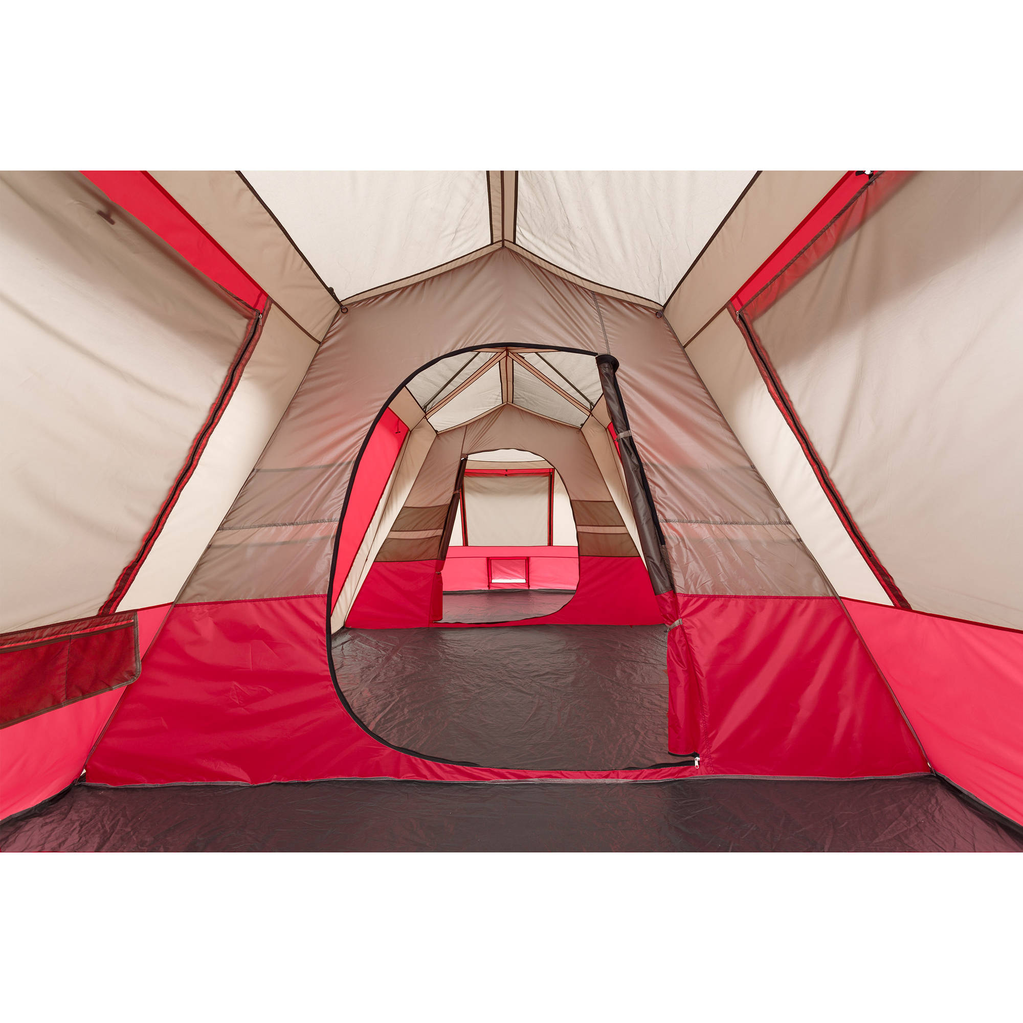 Ozark Trail 15 Person 3 Room Split Plan Instant Cabin Tent - Walmart.com  sc 1 st  Walmart & Ozark Trail 15 Person 3 Room Split Plan Instant Cabin Tent ...