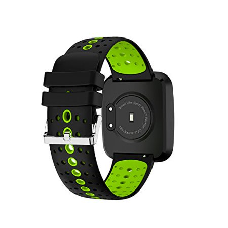 Bluetooth Smart Watch HD Large Screen Display 15 Days Standby Sports Watch with Weather Forecast JU-V6 - image 1 of 5