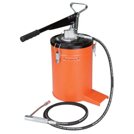 Aurora Tools Bucket Greaser, w/High Pressure Pump | Walmart Canada