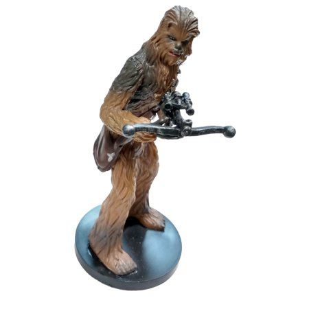 Star Wars A New Hope Chewbacca PVC Figure [No Packaging]