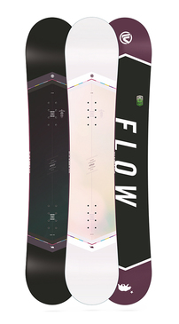 Flow Women's Venus Snowboard 2018 by Flow USA