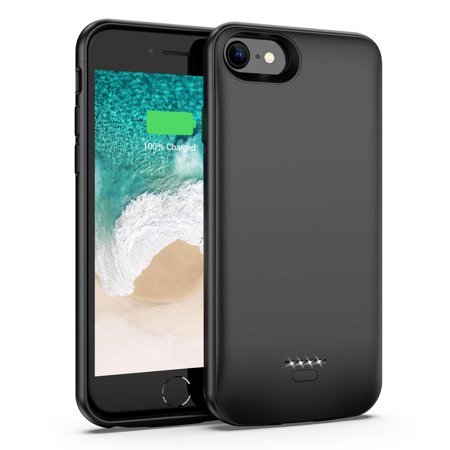 hot sale online 4216c 546ab Battery Case for 6 Plus/6s Plus, 【4000mAh】 Portable Charging Case Extended  Battery Charger Case