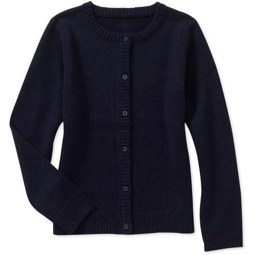 George Girls' Cardigan Sweater