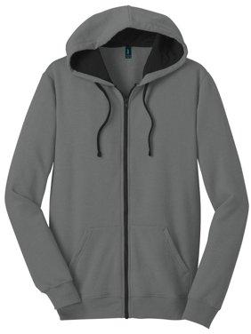 ff13561a Product Image District Men's Warmth Concert Fleece Full-Zip Hoodie
