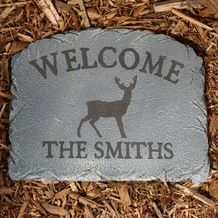 Personalized Sportsman 39 S Garden Stepping Stone Available In Different Animals