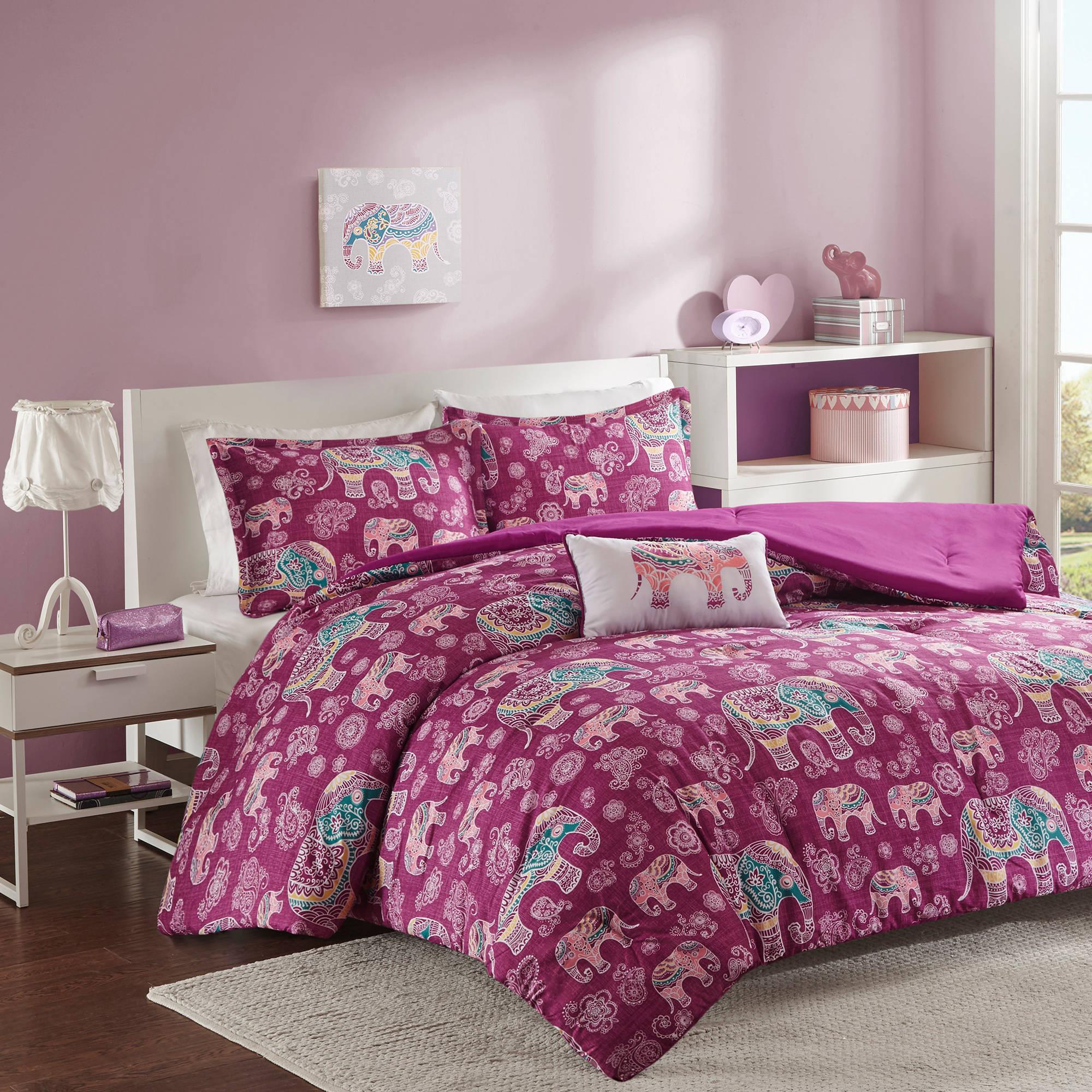 Home Essence Teen Deidre Printed Comforter Bedding Set