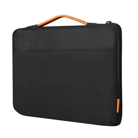 Inateck 14 inch Water Resistant Laptop Case Shockproof 600D Polyester Fabric, (Best Inateck Macbook Pro Cases)