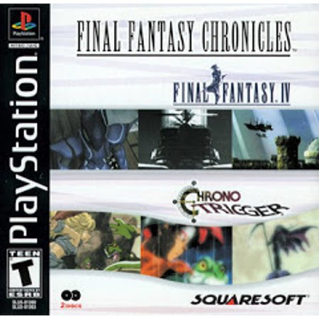 Final Fantasy Chronicles - Playstation