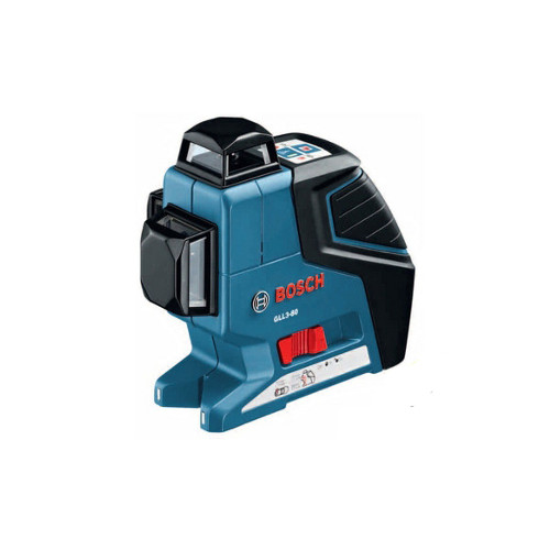 CST Bosch GLL3-80 Self-Leveling Laser Level, 1/4 in at 10...
