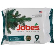 Jobe's Fertilizer Spikes for Trees and Shrubs Plant Food, 9 units