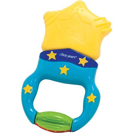 The First Years action massante Teether
