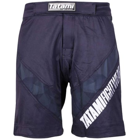 Tatami Navy Nexus Dynamic Fit MMA Fight Shorts - Small ()