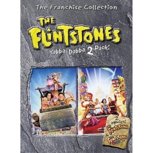 Flintstones Yabba Dabba 2Pak The Flintstones Yabba-Dabba 2 Pack [DVD] by UNIVERSAL HOME ENTERTAINMENT