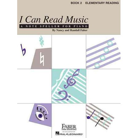 I Can Read Music, Book 2, Elementary Reading ()