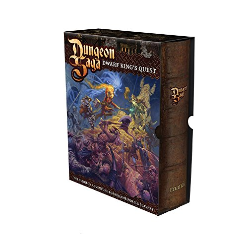 Mantic Games Dungeon Saga Dwarf Kings Quest by - image 1 de 1