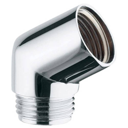 Grohe 28389000 Sena Hand Shower Adapter Elbow, Chrome
