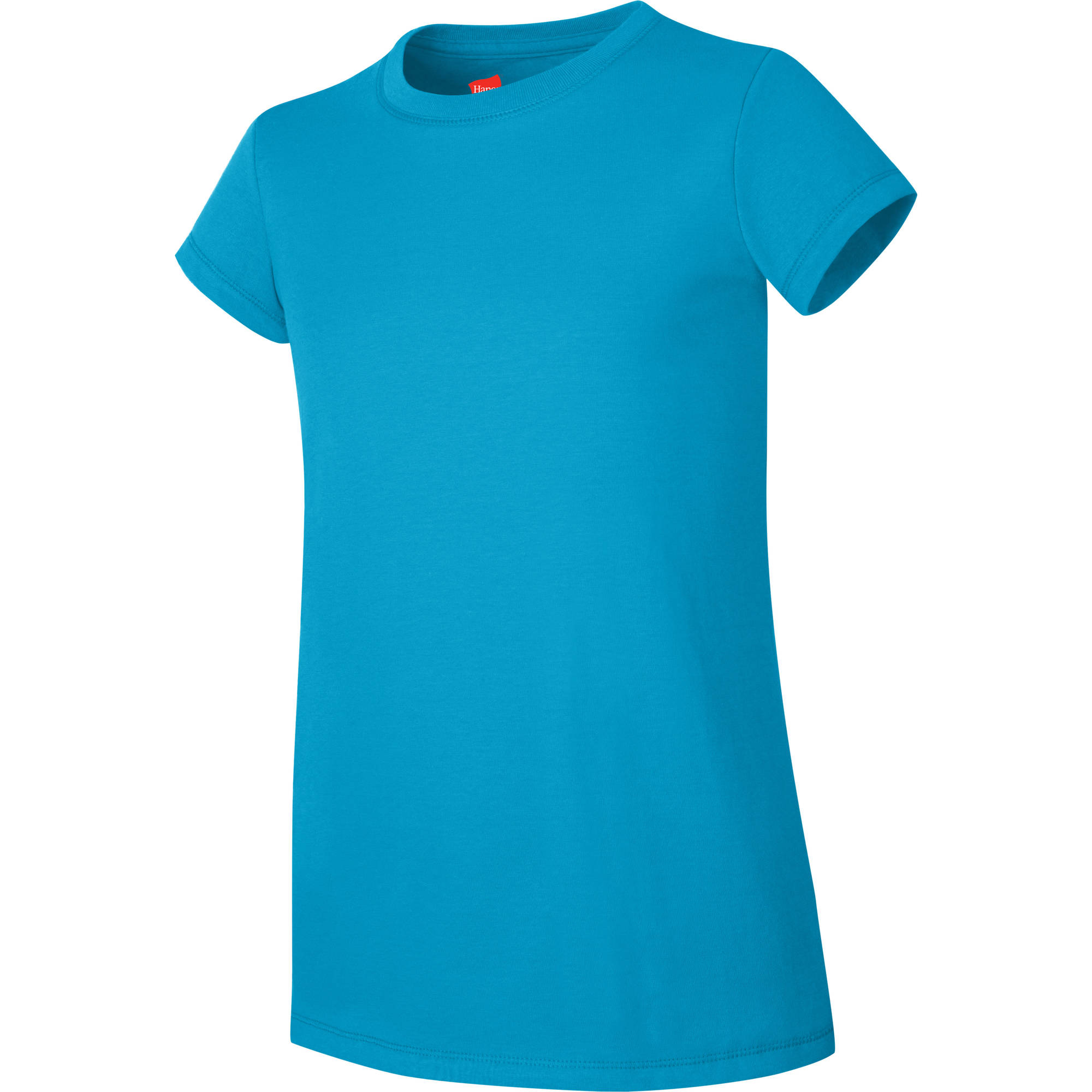 Hanes Girls' Short Sleeve T-shirt by Hanes