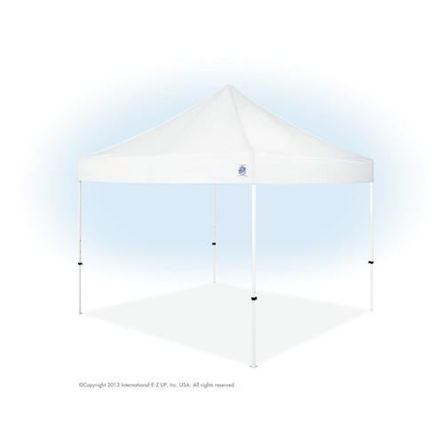 E Z Up Vantage 10 Ft W X 10 Ft D Steel Pop Up Canopy Walmart Com