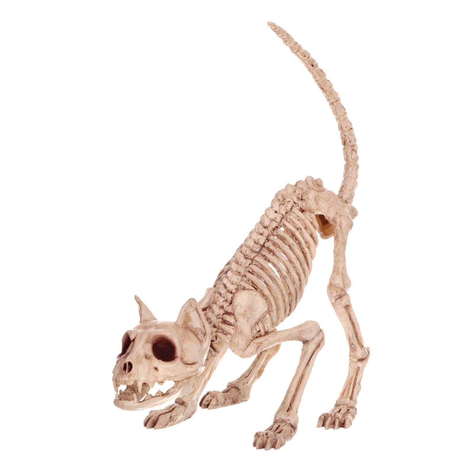 Halloween Faux Pouncing Cat