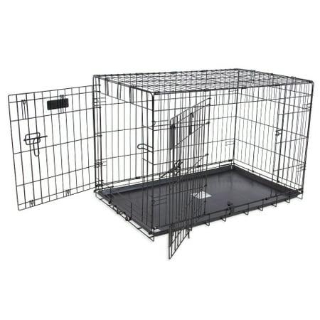 Precision Pet Provalu Dog Crate, 2 Door, Medium, 36