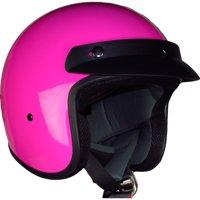 Vega CO5 Youth Helmet, Pink, Size:SM