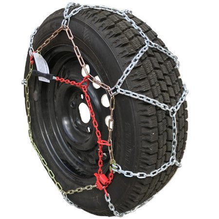 Snow Chains 285/45R22, 285/45 22 ONORM Diamond Tire Chains set of 2 - image 4 of 4