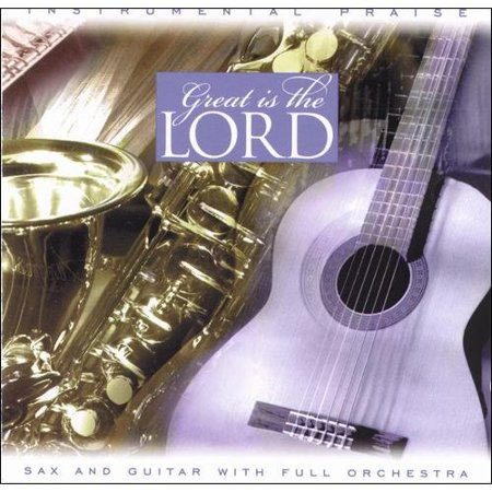 Instrumental Praise: Great Is The Lord (This Is Halloween Instrumental Original)