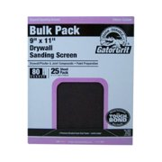 ALI INDUSTRIES 4252 25CT 9x11 120Grit Screen