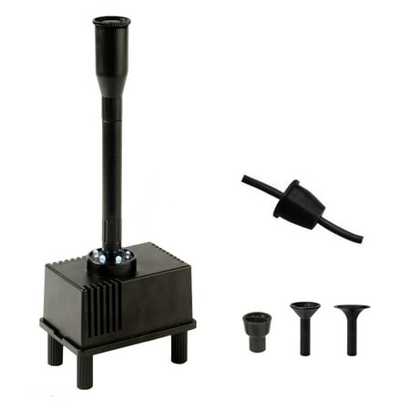 - Container Fountain Kit with Light